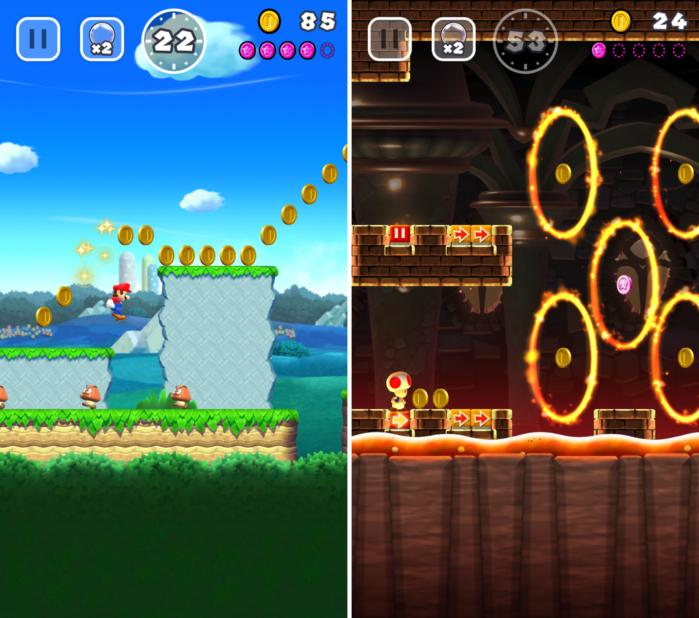 best ios games 2016 supermariorun