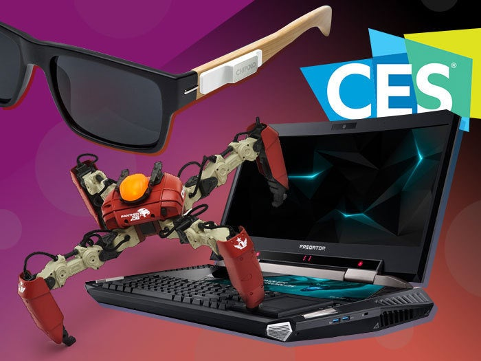 Hottest products from CES 2017