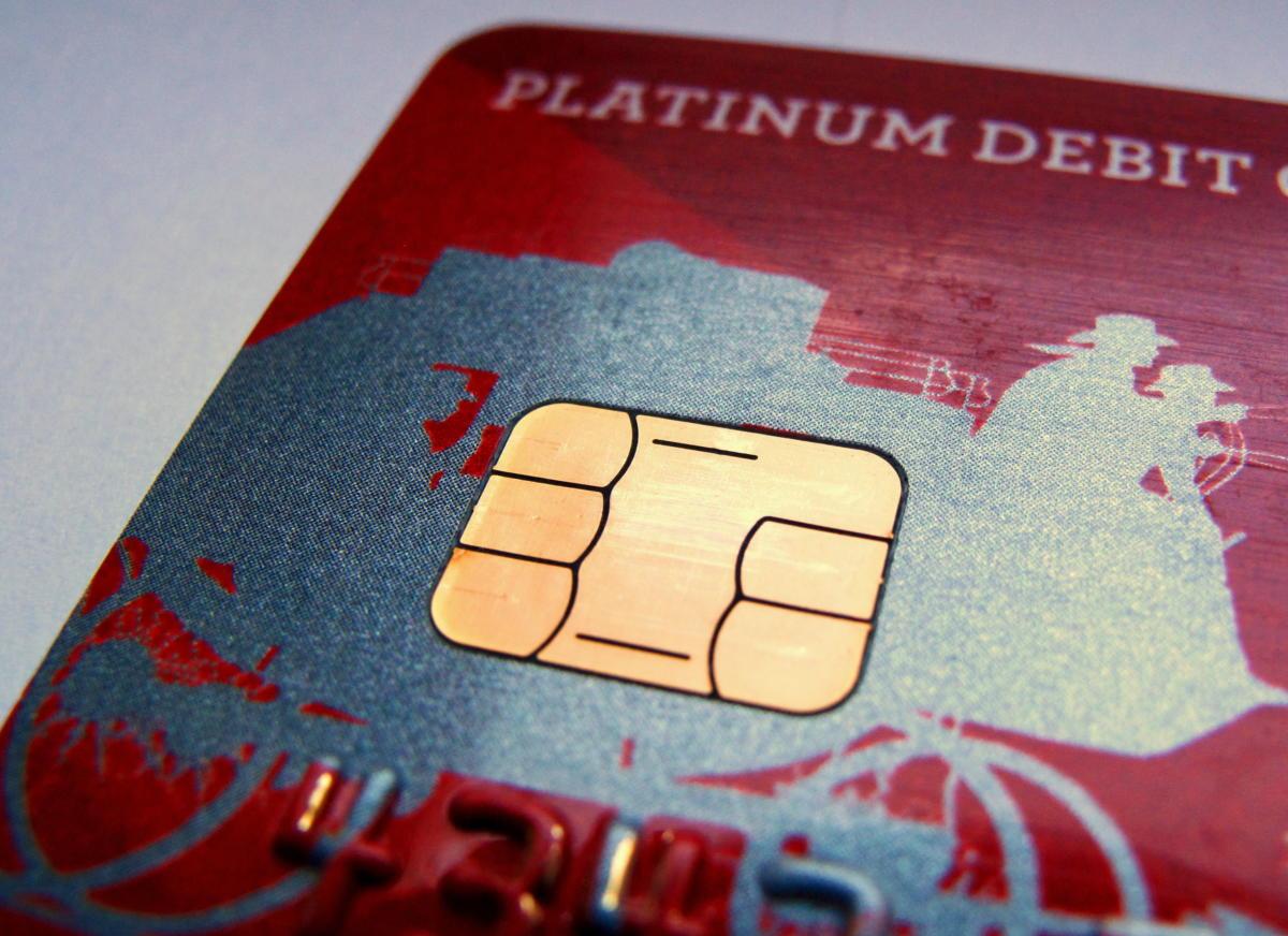 chip card platinum