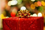 christmas present public domain