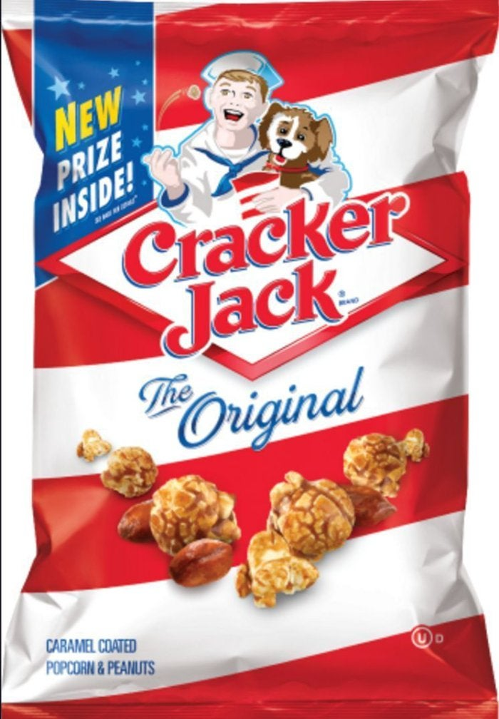 cracker jack frito lay