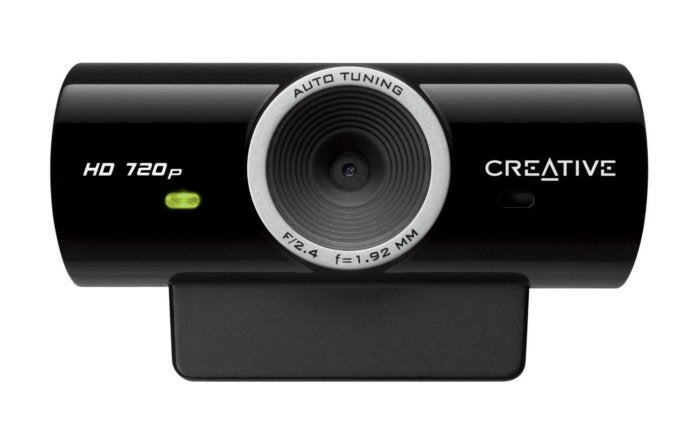 Creative Live Cam Sync Hd Review Crummy Video Tanks This