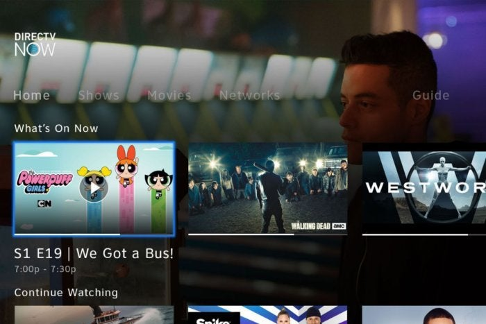 photo image DirecTV Now review: An extremely rough draft of a great streaming bundle