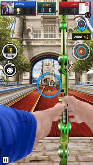 fft archeryking gameplay