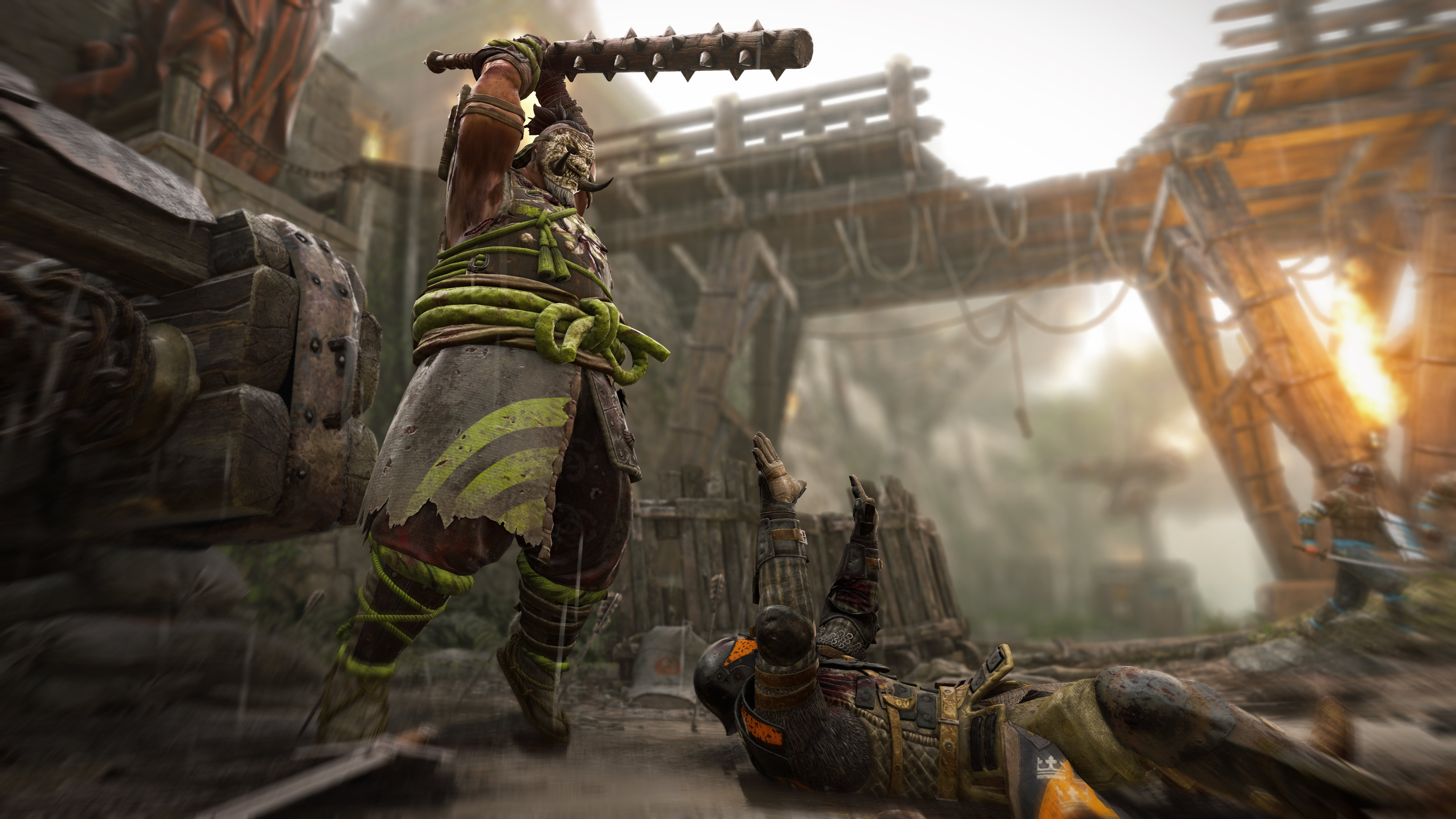 For Honor preview: Fierce fighting hides a surprisingly
