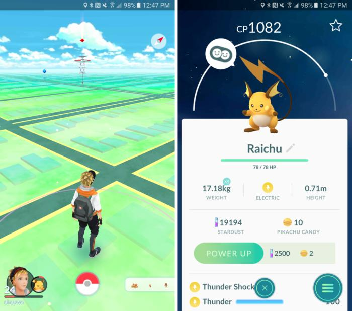 free android games 2016 pokemongo