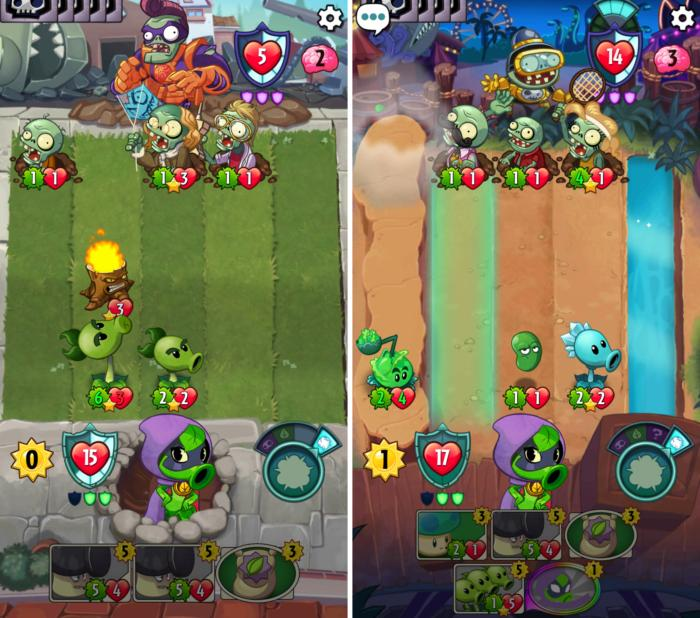 free android games 2016 pvzheroes
