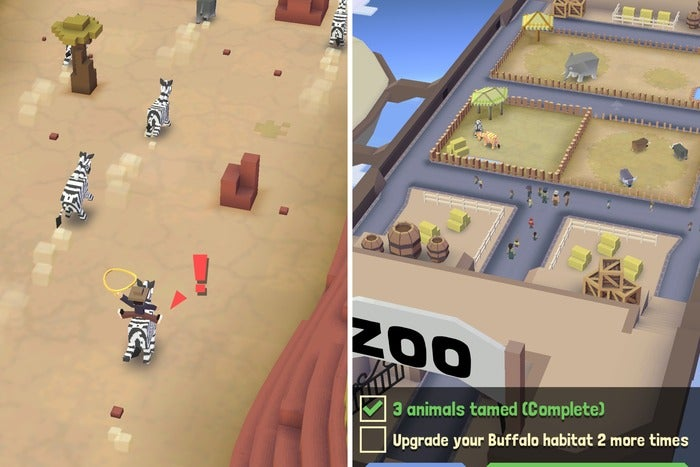 free android games 2016 rodeostampede