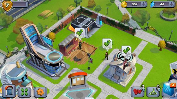 free ios games 2016 avengers