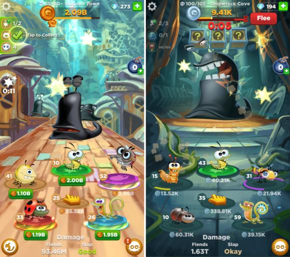 free ios games 2016 bestfiends