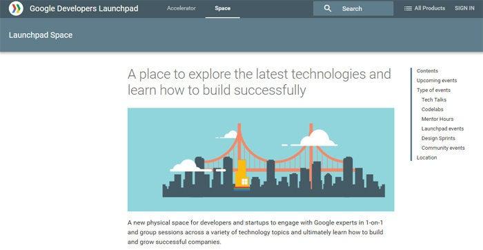 Google Developers Site