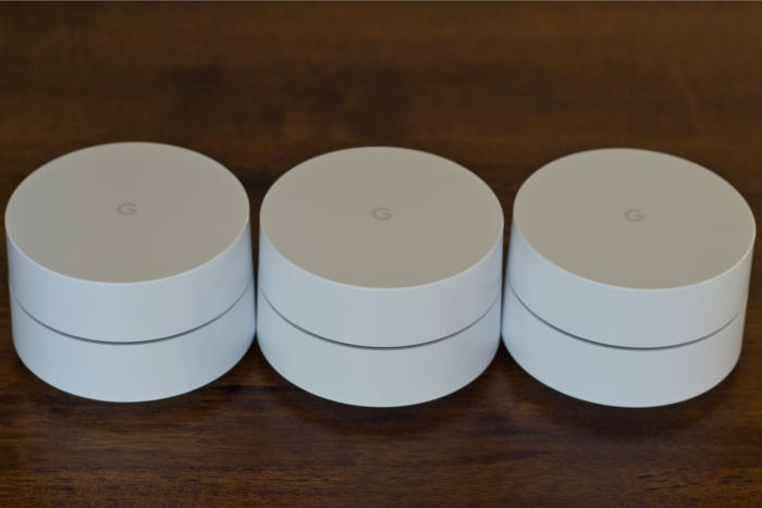 Google WiFi group