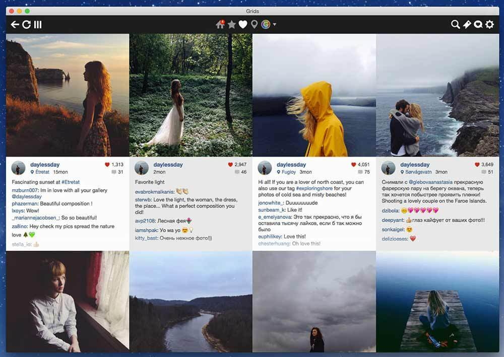 Grids 4 0 for Instagram review: Post photos from Mac, but sharing is