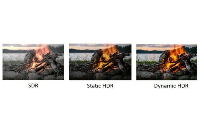 hdr 3 image comparison