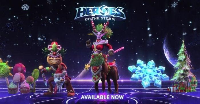 heroes of the storm winter veil