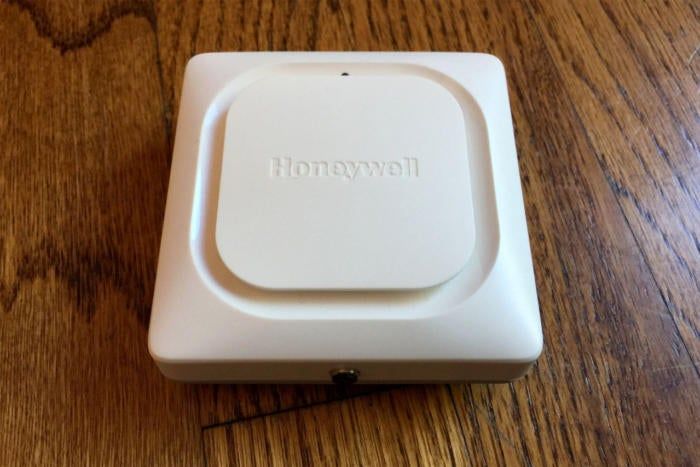 Honeywell lyric leak sensor