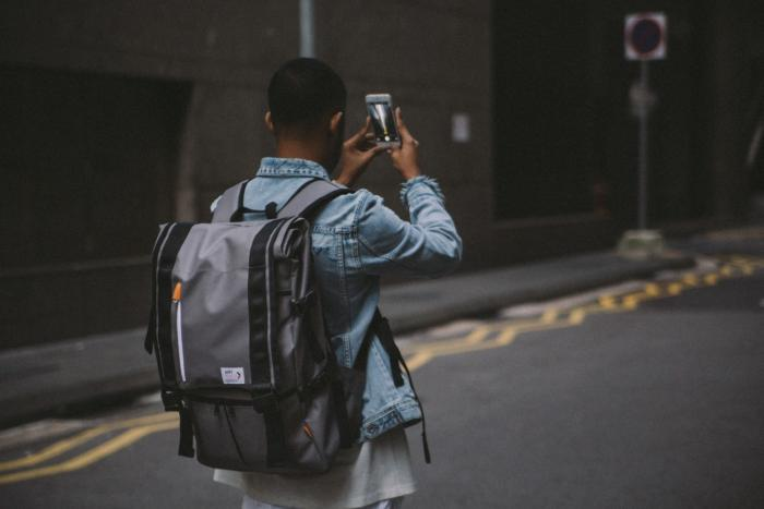 just porter backpack