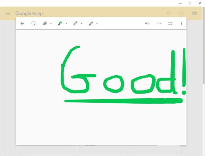 keephandwriting