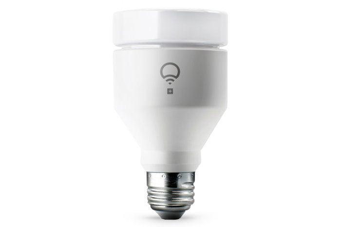Lifx Color Led Smart Bulb Review Helps Your Camera See