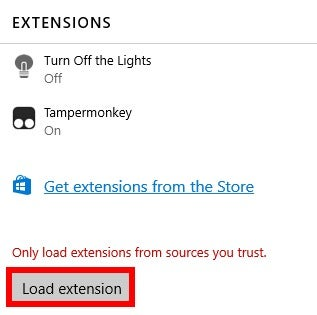 How to sideload extensions in Microsoft Edge | PCWorld