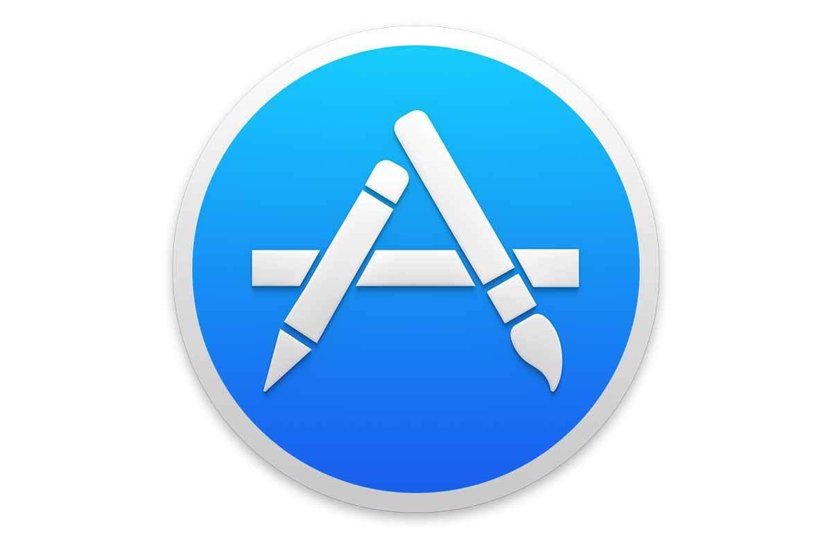 Mac App Store Icon Sierra