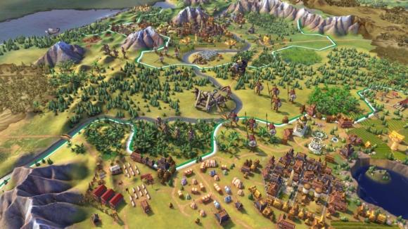 mac games 2016 civ6