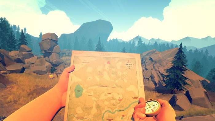 mac games 2016 firewatch