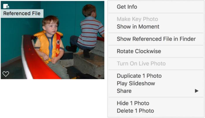 mac911 referenced image indicators