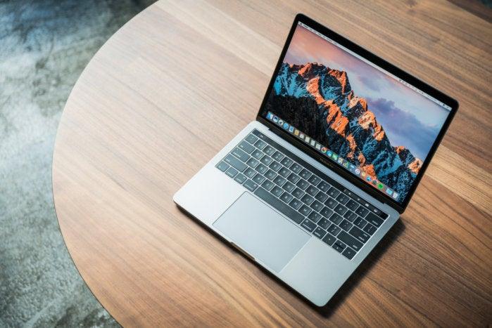 macbook pro 13 late 2016