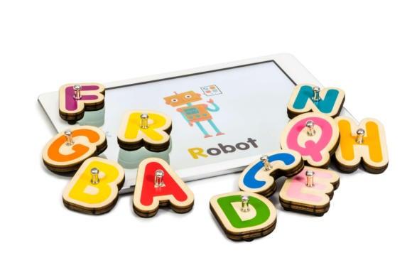 marbotic smart letters ipad