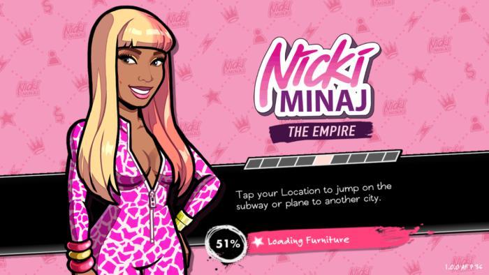 The nicki minaj game dating