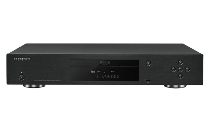 Oppo UDP-203 front