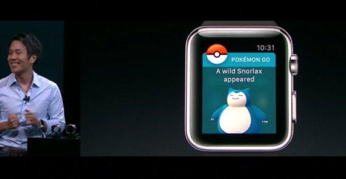 pokemon go apple watch 1