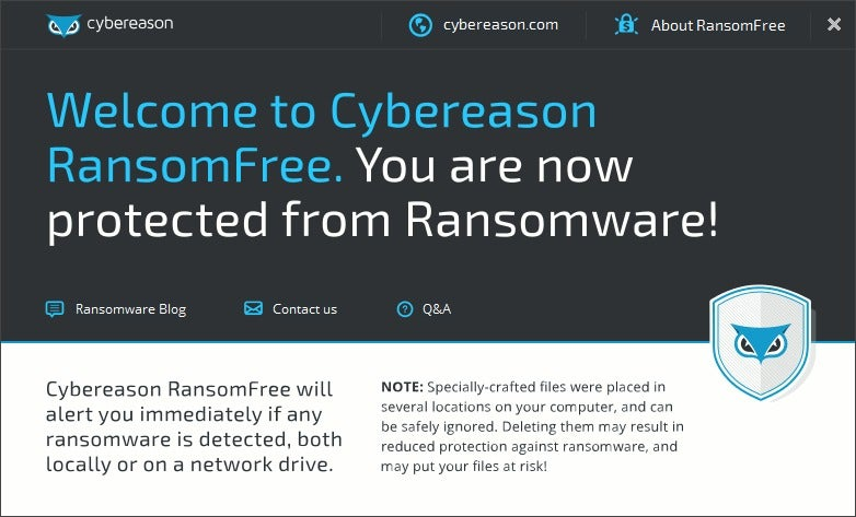 anti ransomware free android