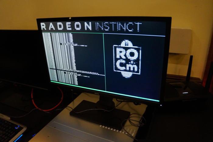 rocm instinct