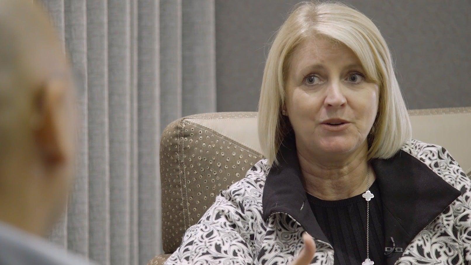 Karen Walker, CMO, Cisco