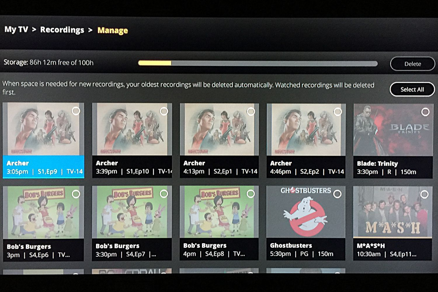 sling tv dvr hands-on: a valuable work in progress | techhive