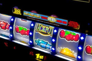 slot machines gambling gamble jackpot
