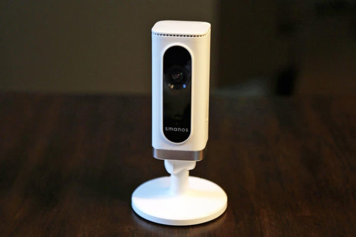 Smanos security camera