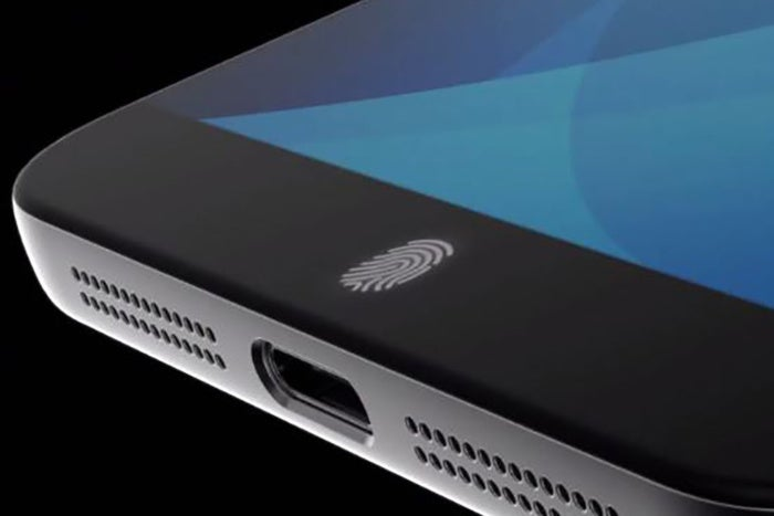 Synaptics has a new fingerprint sensor that will mean smoother phone screens