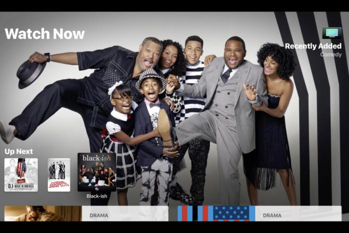 tv ios app