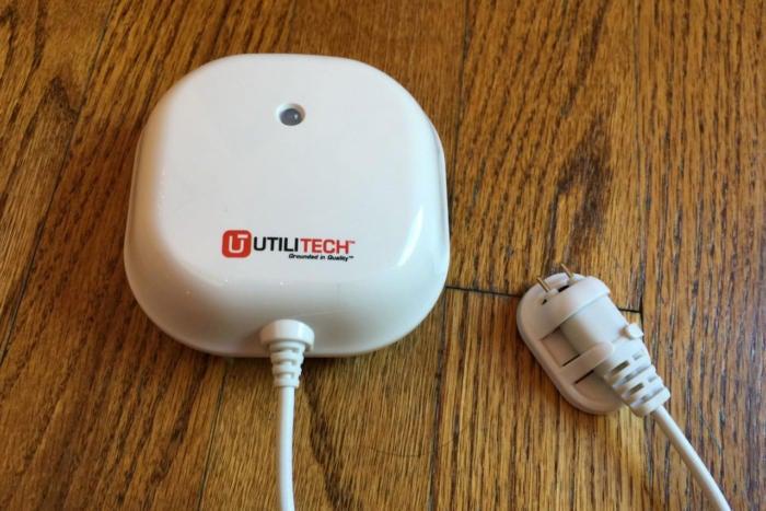 Utilitech leak sensor