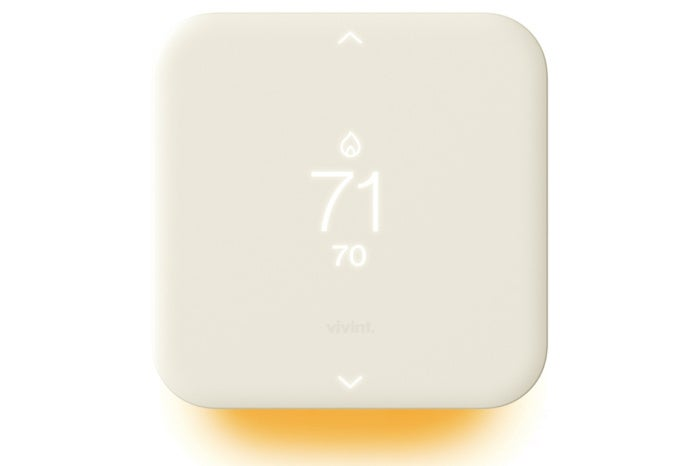 Vivint Element smart thermostat