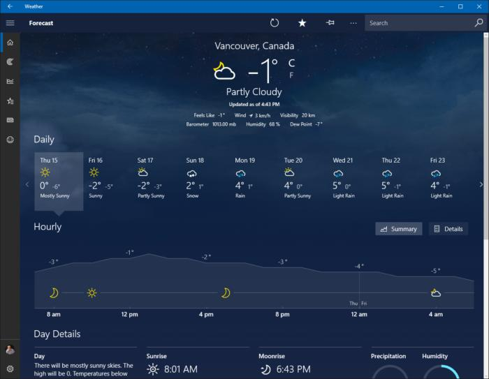 weatherwindows10