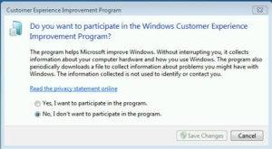 Turn off automatic Windows updates
