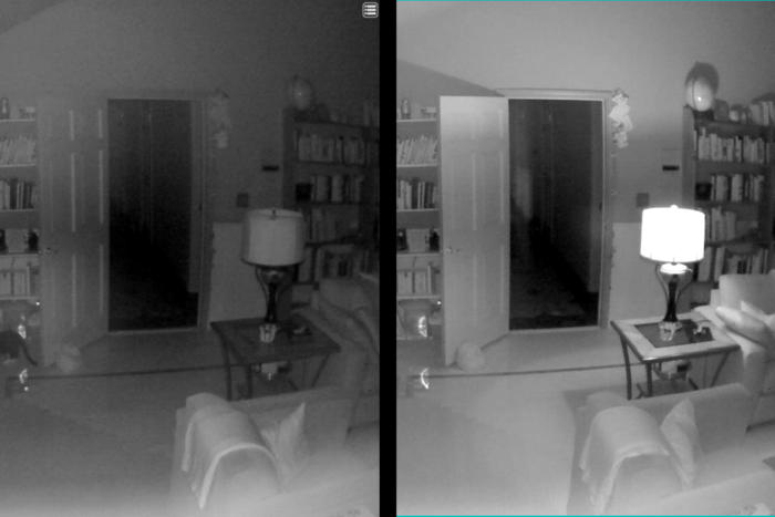 With and without LIFX+