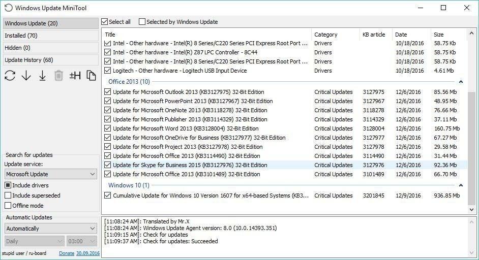 WUMT is a viable Windows Update alternative | CIO