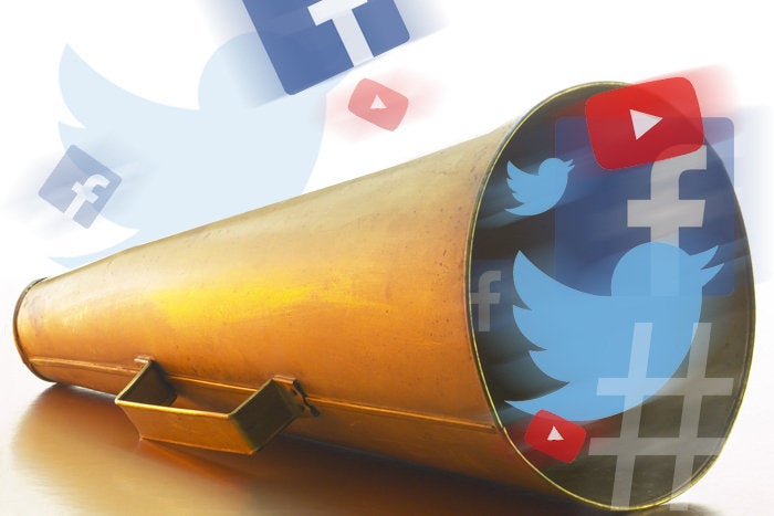 Social Networks Let the Rich Buy Influence