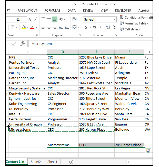 7 Excel tips for huge spreadsheets: Split Screen, Freeze