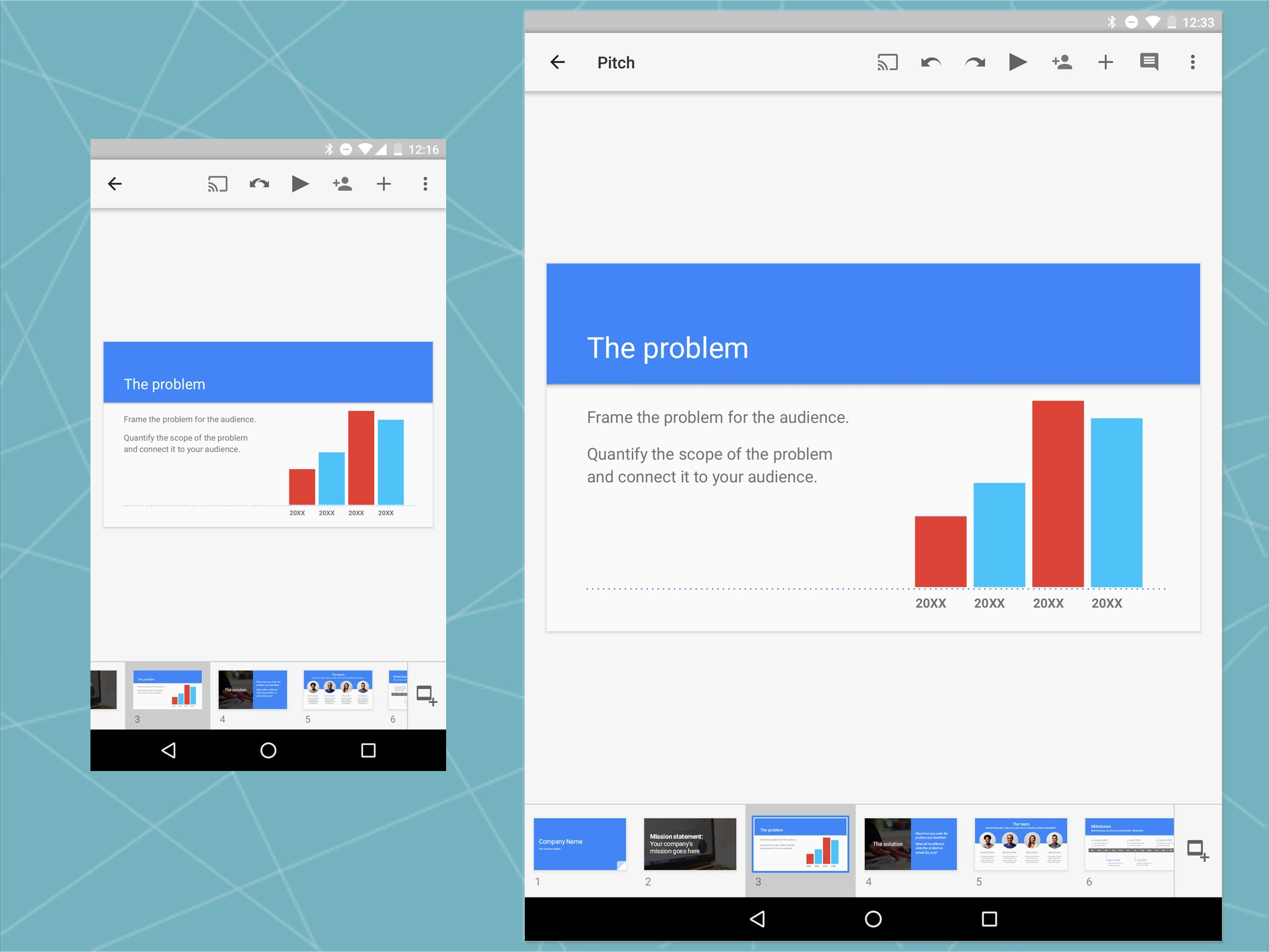 google office slides. Android Office: Google Presentation Office Slides